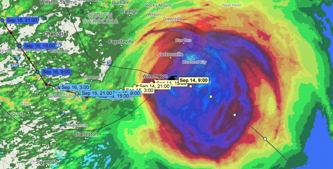 Hurricane Season 2018