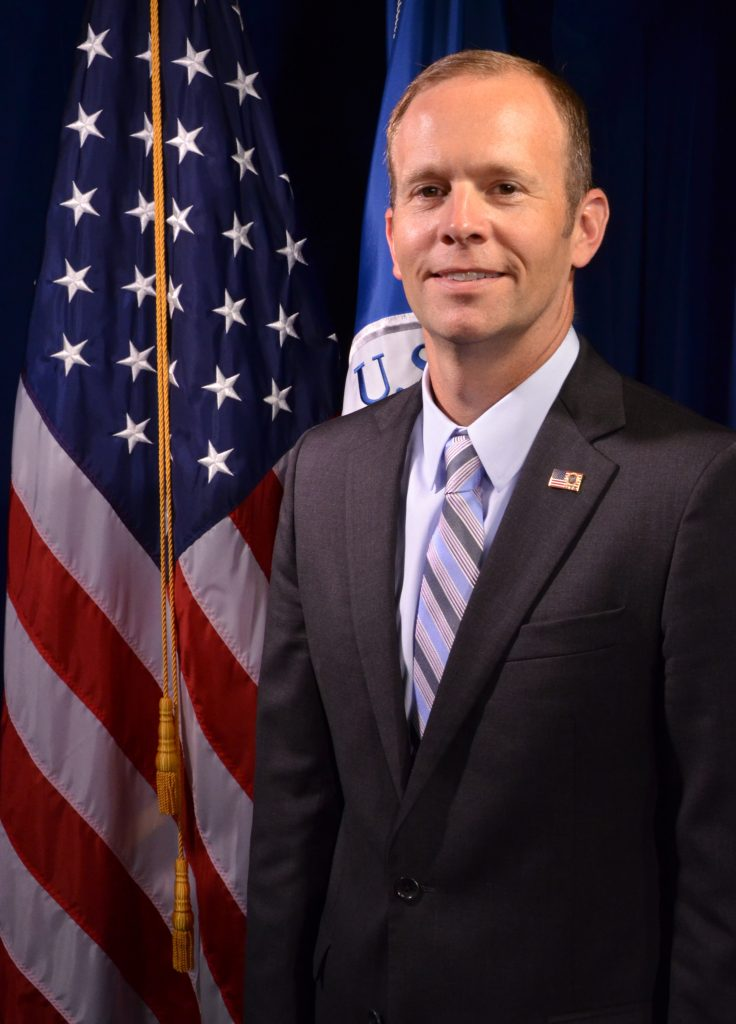 Brock Long, Administrator, Federal Emergency Management Agency