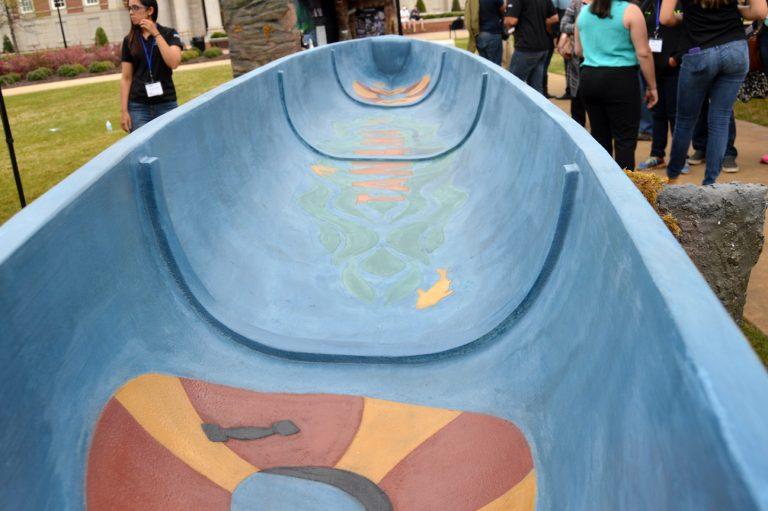 Canoe design