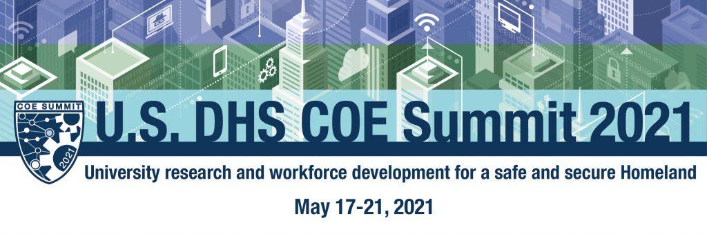 COE Summit 2021 logo